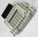 SMC VQ1-KLG035 VQ1 Électrovanne 6 ports