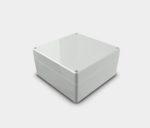 Rolec 100.240.000 Boitier en aluminium polyvalent serie AS240 , longueur 240, largeur 240, hauteur 120, IP 66. Les versions AS et AD ajoutent à ce boitier un blindage magnetique.