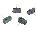 Merlin Gerin 14885 4 connecteurs isoles pour cable 25 mm