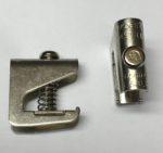 Woertz 43741 Borne de blindage pour barre collectrice 18×3mm