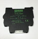 Murr 52520 Module-optocoupleur, 24 V AC/DC, transistor, 10...53 V DC, 0...5 V DC