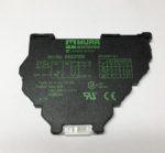Murr 6652000 Module-relais, 24 V DC, relais de sortie, 1 contact inverseur