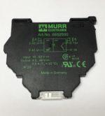 Murr 6652500 Module-optocoupleur, 24 V DC, transistor, 10...44 V DC, 0...3 V DC