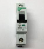 Moeller FAZ-B6 Disjoncteur modulaire, 6 amperes, 1 pole, courbe B, AC , FAZ Caracteristique de declenchement: B, Appareillage electrique pour le tertiaire de pointe et l'industrie