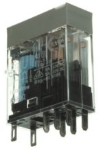 Omron G2R-2SND-24VD Relais intelligent G2R, 5 amperes, 2 RT, enfichable