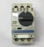 Schneider Electric GV2-P03 TeSys GV2P, disjoncteur moteur - 0,25..0,4A - 3P 3d - declencheur magneto-thermique