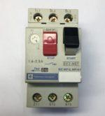 Schneider Electric GV2-M07/1.6-2.5A TeSys GV2ME, disjoncteur moteur - 1,6..2,5A - 3P 3d, Declencheur magneto-thermique.