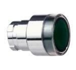 Schneider Electric ZB2-BW33 Harmony XB2, tete bouton poussoir lumineux - Ø22 - affleurant, vert
