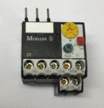 Moeller ZE-2.4 Relais thermique; Serie: DILEEM,DILEM; Prises: bornes a vis, Amplitude de reglages de declancheur de haut courant 1.6...2.4A Temperature de travail -25...50°C