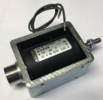 BINDER 4311104E00 Electro-aimant pour manipulateur, solenoïde, 24vdc, 12N,ED 25%; Course de 15mm Intensite nominale 2.25 A