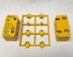Pilz 541080 Interrupteur de securite RFiD PSEN cs3.1a, cs3.1p, cs3.1c et versions ATEX IP67, autonomie de fonctionnement 10 mm; PU = actionneur 1 piece. Principe de capteur: Transpondeur