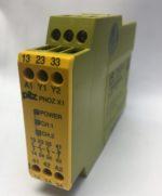 Pilz PNOZ X1 3S/1ö 774300 Relais de securite, 3 fermetures (NO), -10...55 °C, 3 fermetures (NO), 1 ouverture (NC)