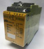 Pilz P2HZ X1P 24VAC 777340 Relais de securite (autonome) Entrees: 1 N / O, 1 N / C par bouton-poussoir Sorties: 3 N / O, 1 N / C, 2 semi-conducteurs UB 24 V AC, largeur: 45 mm, bornes a vis du type a vis Deux commande a distance / surveillance de la simultaneite des boutons a deux mains.
