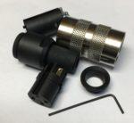 Binder 99200622003 Fiche ronde femelle M16 3 poles vis amovible, classe de protection IP40, Intensite nominale 7 A, tension nominale 250 V