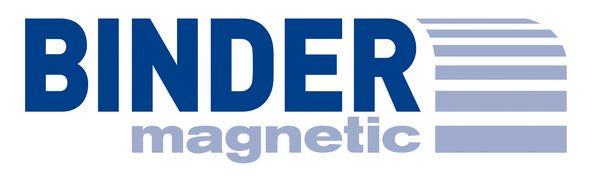 Logo BINDERmagnetic