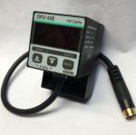 SUNX DP2-40E Capteur de pression, Jauge, vide Cable 0kPa max., pour Gaz non corrosifs, 12 → 24 V c.c., IP40, IP67 G1/8 Capteurs de pression Digital Capteurs de pression numeriques offrant haute resolution et repetabilite des mesures de la pression.