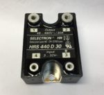 Selectron HRS440D30 Relais statique 440VAC/30A Tension de charge, max. 480 V