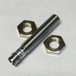 Baumer IFRM 08P17A1/S35L Detecteur de proximite inductif, Portee nominale Sn 2 mm, Plage de tension +Vs10 ... 30 VDC