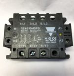 Carlo Gavazzi RZ4810HDP0 relais semi-conducteur 3 phase 400v 10A • Relais statique triphase