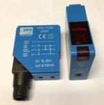Sick WT12-P4181 1011017 Petits capteurs photoelectriques Principe du capteur / de detection Detecteur a reflexion directe, elimination d'arriere-plan