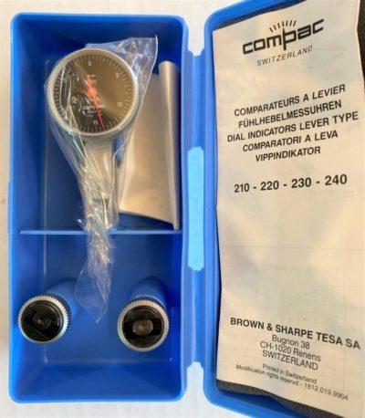 Tesa 244A89301 comparateur a levier